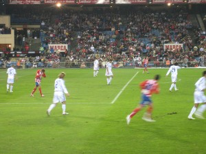 Partido Real Madrid-Atlético de Madrid