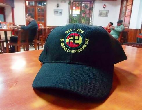 La gorra de la revolución » Ander Izagirre · Blog y web personal d89f36a113a