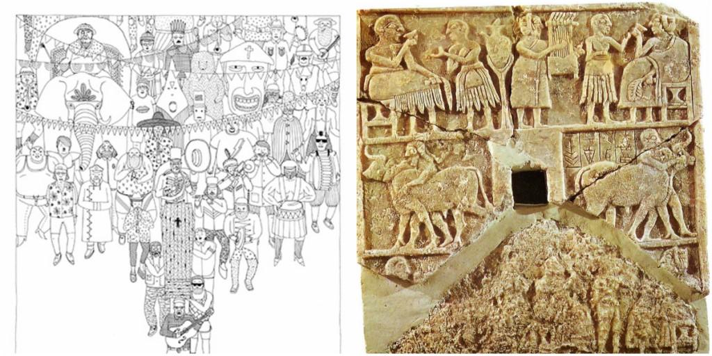 Culto versus Sumeria