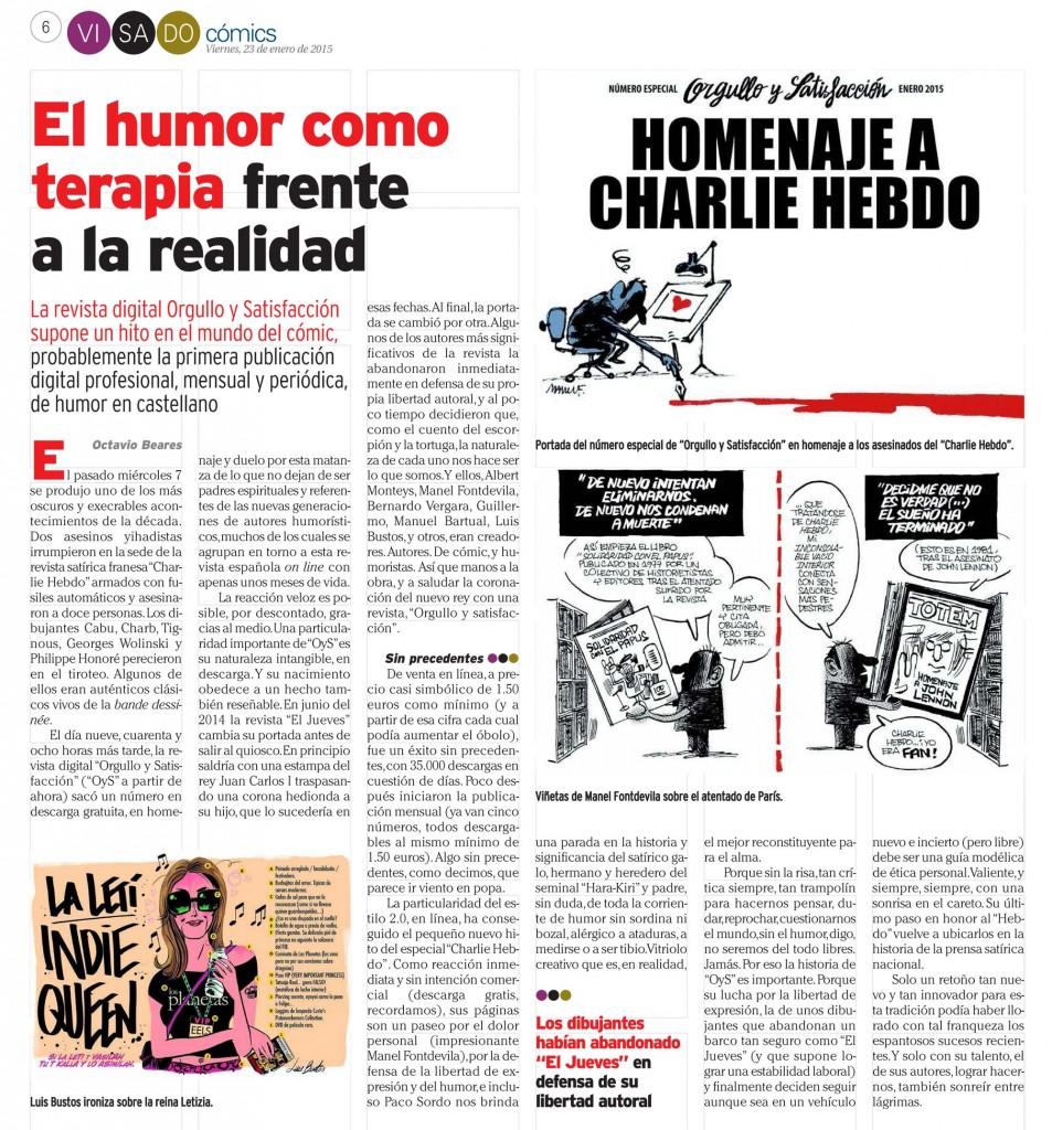 : Visado : Página 6 Cómics O&S