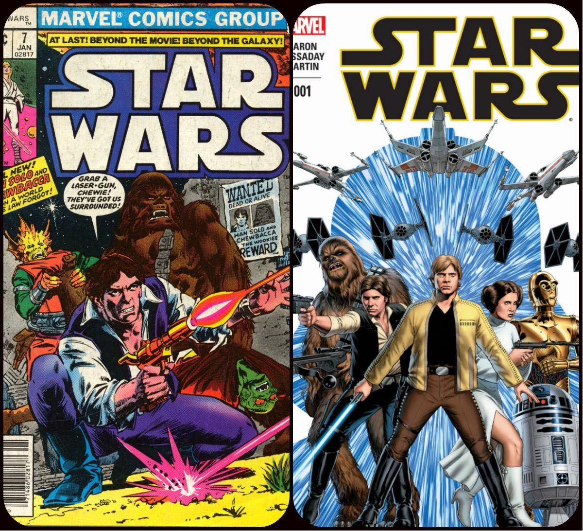 collage star wars