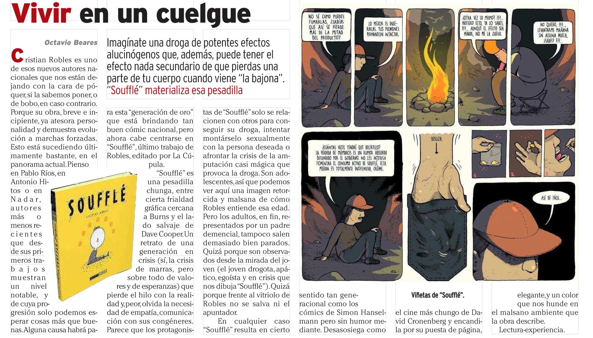 : Visado : Página 6 Cómics En la vida real