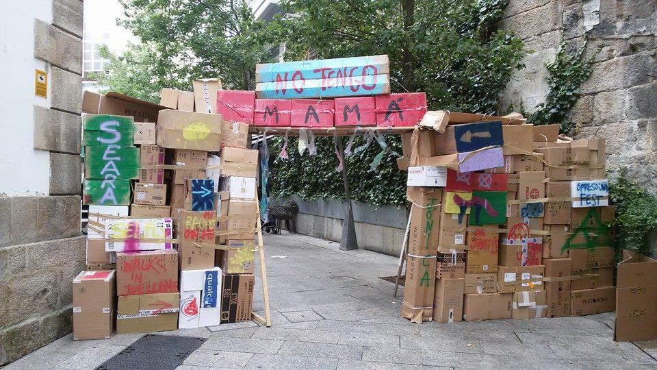 NTMm es un festi gratuito y callejero, que circunda un museo céntrico de Vigo, ubicado en una zona peatonal. Entrada.