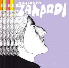 Zanardi en sus cinco portadas