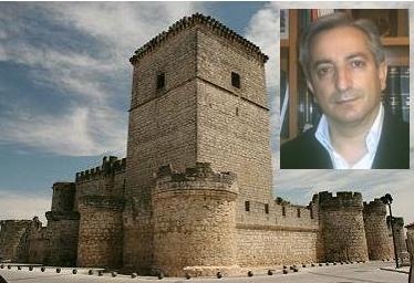 Castillo de Portillo y jefe de la oposición en el consistorio