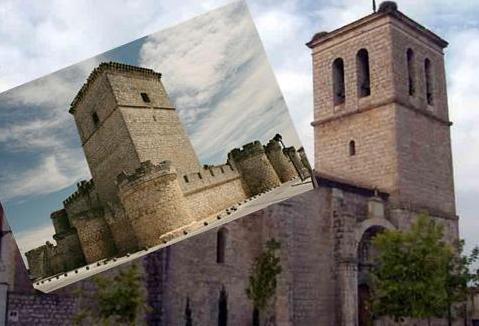 Castillo e Iglesia de San Juan Evangelista