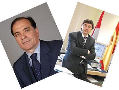 Tomás Villanueva y Rafael Delgado, ejemplos de ética y trabajo en Castilla y León
