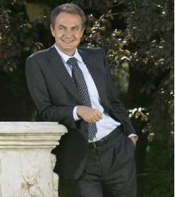 Presidente del Gobierno, José Luis Rodriguez