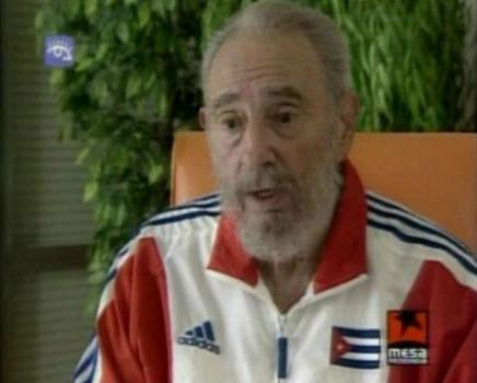 Fidel Castro, dictador cubano y enemigo de la libertad