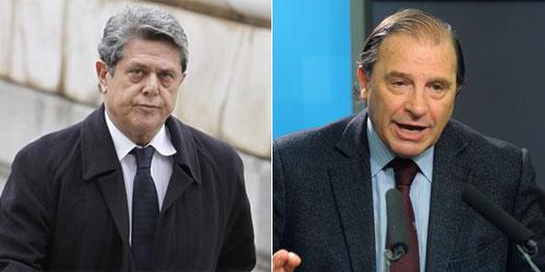 Trillo y Martínez-Pujalte, corruptos en el Congreso de los Diputados.