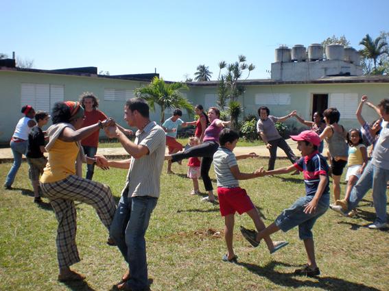 Actividad durante el cuarto foro social del Observatorio Crítico./ Jimmy Roque Martínez
