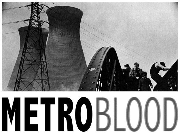 Metro Blood · Toño Benavides