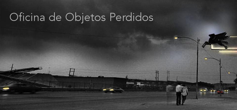 Oficina de Objetos Perdidos · Toño Benavides