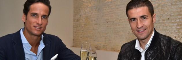 Feliciano López y Gabi Fernández: El futuro se decide en el terreno de juego