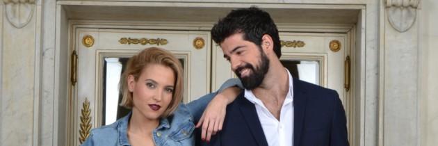 Miguel Ángel Muñoz y Ana Carlota Fernández: La primera vez