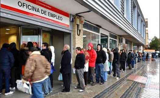 Desempleo vi gente for Oficina inem santa eugenia
